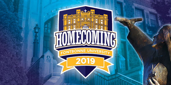 Homecoming 2019 banner